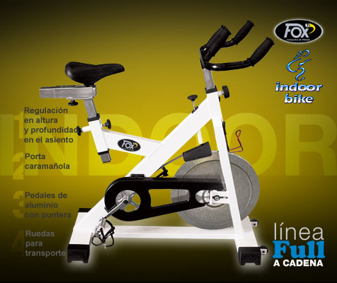 INDOOR BIKE MODELO FULL